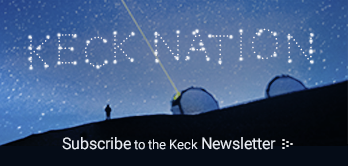Join Keck Nation Newsletter