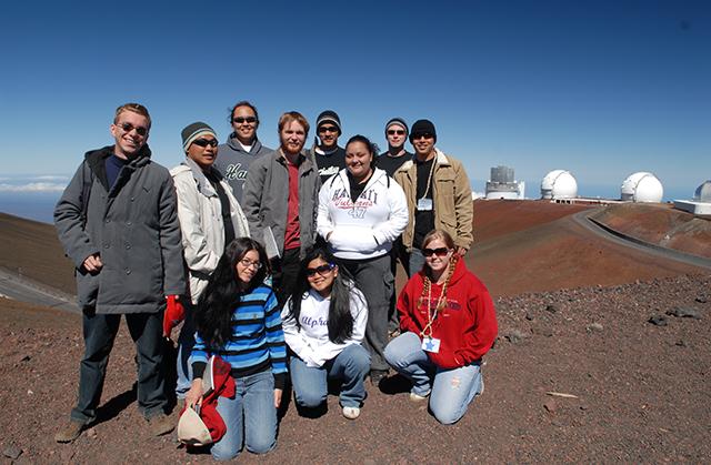 Workforce Development – W  M  Keck Observatory